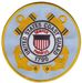 US COAST GUARD PATCH- LARGE