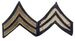 Unissued 1942 Pattern Chevrons - CPL (Corporal)