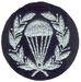 World War II Reproduction - British Parachute Jump Instructor Cuff Patch