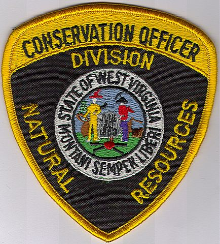 Pa state wildlife conservation officer   patch for waubons…   flickr.