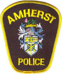 Canada: Amherst Police Patch