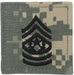 Command Sergeant Major - Velcro