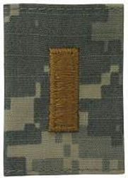 Second Lieutenant (2LT) - ACU