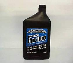 Cartridge Fork Fluid by Maxima