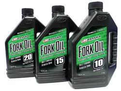 Fork Oil for Damper Rod Forks by Maxima