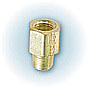 "1"" Brass Hose Extension"
