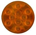 "4"" Round Sealed LED Parking/Turn Signal Light STL43AB"