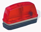 School Bus Rectangular Marker Lamp 46332