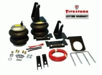 """Firestone """"Ride-Rite"""" Air Bag Helper Springs (NO-DRILL) [REAR]- 2008-2011 Ford E450 Motorhome Class C 2458"""