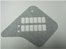 Switch Face Plate FAC-01923-00200