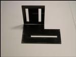 BRACKET, XLT BUMPER, BOLT ON STEP, LEFT-HAND 19-008-009