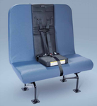 PCR Child Restraint Seat Child Seat for Buses 900-112