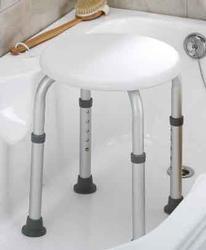 BATH STOOL ROUND B3100
