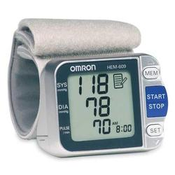 BLOOD PRESS WRIST INTELLISENSE HEM609