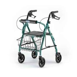 WALKER YOUTH W/BASKET GREEN 65350GR