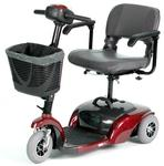SPITFIRE 3 WHEEL SCOOTER 1310 RED