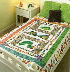 Hungry Caterpillar : caterpillar quilt pattern - Adamdwight.com