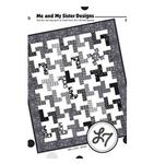 Shades of Black Quilt Kit