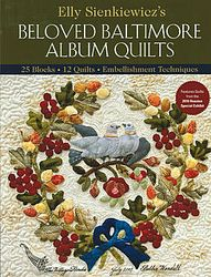 Beloved Baltimore Album Quilts