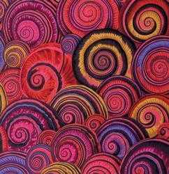 Free Spirit - Phillip Jacobs - PWPJ073-Red