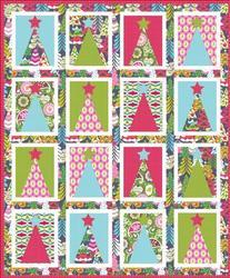 Festive Firs by Maude Asbury
