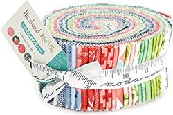 Moda Hazelwood Jelly Roll