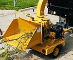 Limb Chipper, Gas-25 HP
