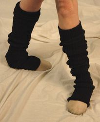 Eurotard Child Stirrup Legwarmers