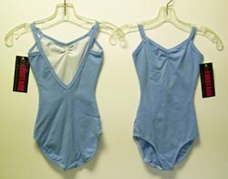 Eurotard - Childs Pinch front Camisole Leotard