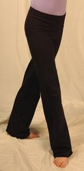 Childs Jazz Dance Pants - Classwear by Motionwear