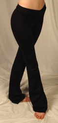 Adult V-waist Jazz Pants - Motionwear