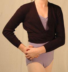 Childs Wrap Sweater - Harmonie