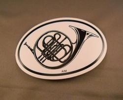 Horn Sticker