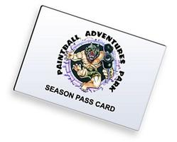 Season Pass Card