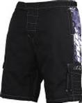 Hybrid Shorts Black