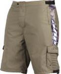 Hybrid Shorts Tan
