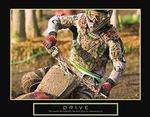 Drive Biker Poster 28x22