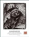 Kindness Fiddlehead Poster 22x28
