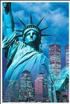 Liberty Statue of Liberty Poster 22x28