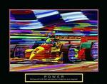 Power Formula 1 Poster 28x22