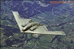 Aviation: B2 Bomber Poster 36x24