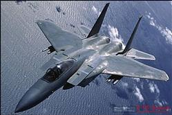 Aviation: F15 Eagle Poster 36x24