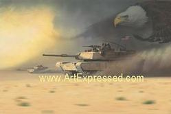 Army Tank: ...and Hells Comin with Me