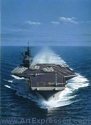 Navy: Intruders USS Saratoga Small