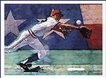 Olympic Baseball Poster