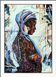 1 - Nubian Art Print