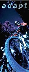 Bikers Adapt Poster