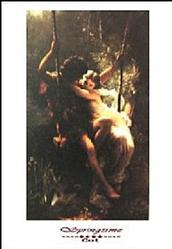Auguste Cot Springtime Poster