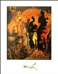 Hallucinogenic Torreador Poster