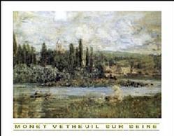Vetheuil sur Seine Poster
